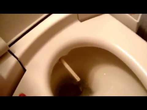 Как пользоваться туалетом в Японии