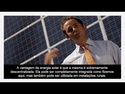 Como são produzidos os painéis fotovoltaicos - Energia Solar - Senos e Cossenos