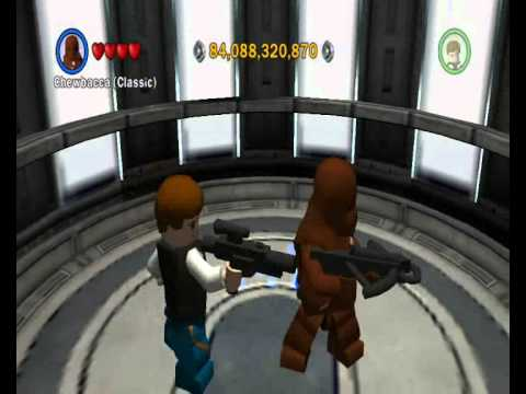 Lego Star Wars 3 The Clone Wars All 130 bricks