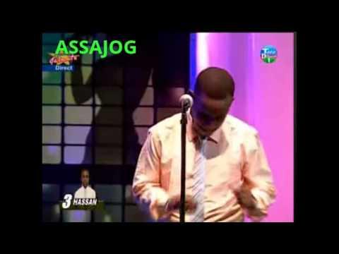 Djibouti: Jeunes Talents 2  la troisième finale part1 23/10/2014