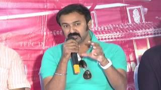 Nayaki Release date press meet   Trisha Krishnan, Ganesh Venkatraman   TFPC - TFPC