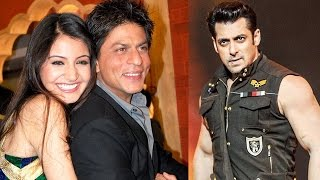 Bollywood News in 1 minute - 27/01/2015 - Salman Khan, Shahrukh Khan, Anushka Sharma