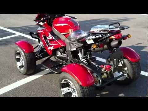 Quad Atv Shineray 250 cc galaxy st-3