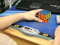 Rubiks cube solve 1056 seconds