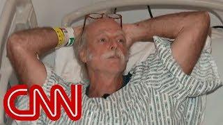 Man defending home hit by volcano's 'lava bomb' - CNN