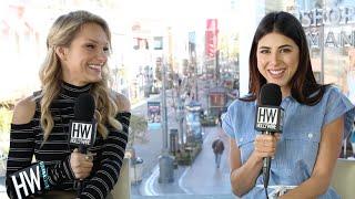 Daniella Monet Talks Possible 'Victorious' Reunion Show & Paradise Run! - HOLLYWIRETV