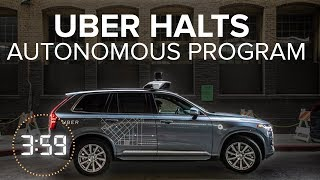 Are Uber's self driving cars trouble after first fatality? (The 3:59, Ep. 372) - CNETTV