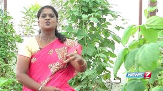 Poovali 30-06-2016 Tips to setup perfect kitchen garden in your home – NEWS 7 TAMIL Show