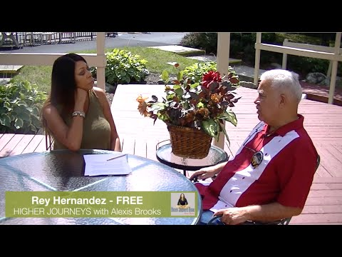 Synchronicity, ET Contact, and the Multiverse - Rey Hernandez of FREE (AUGUST 2016)