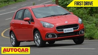 2014 Fiat Punto Evo | First Drive Video Review