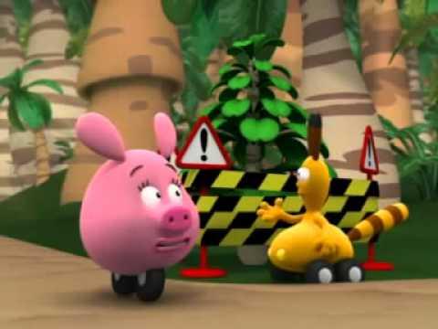 Przystanek Dżungla - Krzak przykurczu - Oglądaj w Disney Junior!