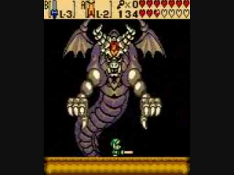 The Legend of Zelda Every Final Boss from the Series
