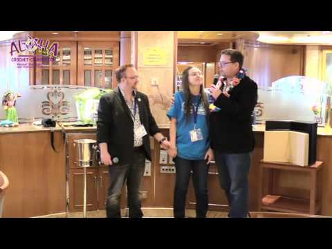 Crochet Cruises: Traveling Alone