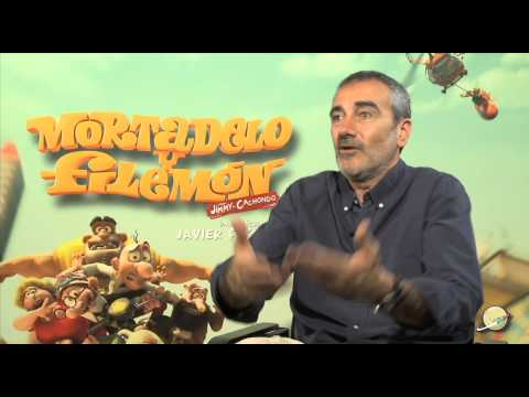 Mortadelo y Filemón contra Jimmy el cachondo - Javier Fesser