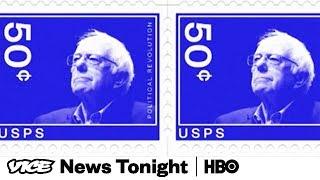 Bernie Sanders Has A Plan To Save The Postal Service (HBO) - VICENEWS