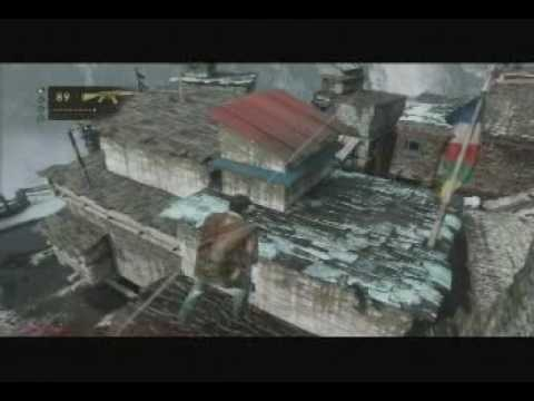 Uncharted 2 Out of Siege and Rooftops  ###Mapmonkeys Presents###