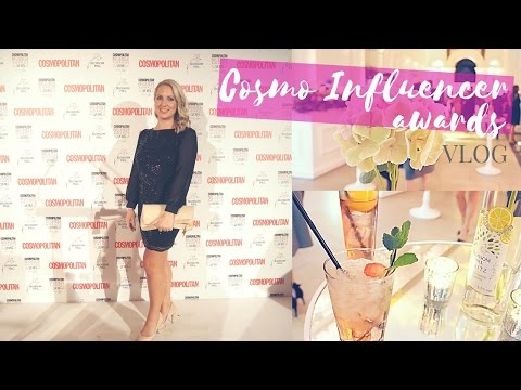 VLOG: Cosmopolitan influencer awards | Bella Coco