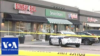 15 Hurt, 2 Suspects Sought in Canadian Restaurant Blast - VOAVIDEO