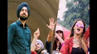 In Graphics: Watch: Meher Hai Rab Di song from Welcome To New York, Diljit, Sonakshi, Mika - ABPNEWSTV
