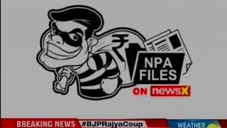 NPA files on NewsX: BS Ltd. owes several banks a total of 1,419 crore rupees - NEWSXLIVE