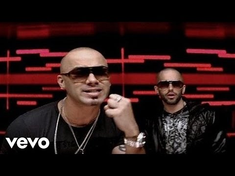 Wisin & Yandel Te Siento