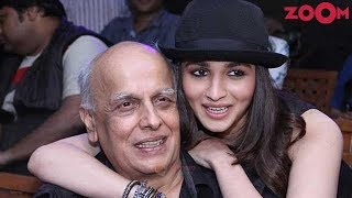 Alia Bhatt to postpone her father Mahesh Bhatt's film Sadak 2? | Bollywood Gossip - ZOOMDEKHO