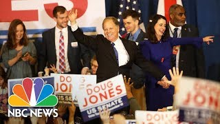 Doug Jones' Alabama Victory Speech (Full) | NBC News - NBCNEWS