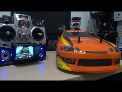 Radio Control FPV Drift Car -- On Road RC Drift Car