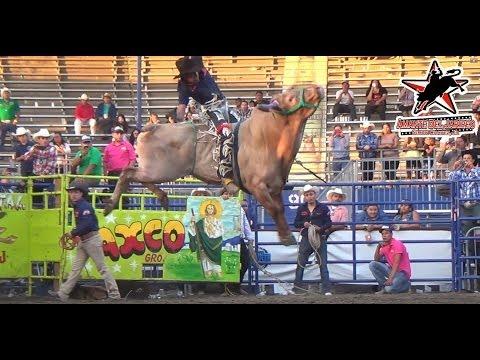 ***MAGNIFICO JARIPEO en PICO RIVERA*** Rancho Los Terribles de Chrystian Juarez (1080p HD)