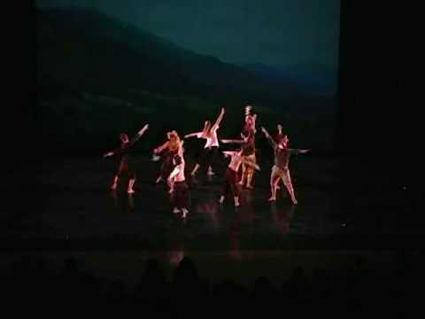 Peer Modern Exerpts (Anthony Aiu-Choreographer)