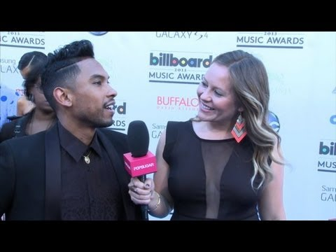 Miguel Talks Mariah Carey, Sexy Logic Behind