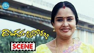 Donga Sachinollu Movie Scenes - Vinod Marries Pragathi || Rambha || Krishna Bhagawan - IDREAMMOVIES