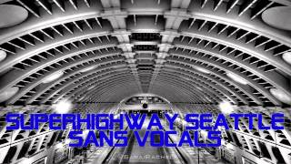 Royalty Free :Superhighway Seattle Sans Vocals
