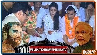 Lok Sabha Elections 2019: Watch Non-stop Election Bulletin - INDIATV