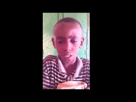 Quran recitation by young somali qaari