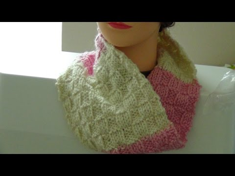Beginners Knitting Course SCARF Pt 9 of 10