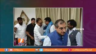 TRS Leaders and MLAs Congratulate KTR After Appoint as TRS Working President | iNews - INEWS