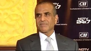 India moving forward in technology era: Sunil Bharti Mittal - NDTV