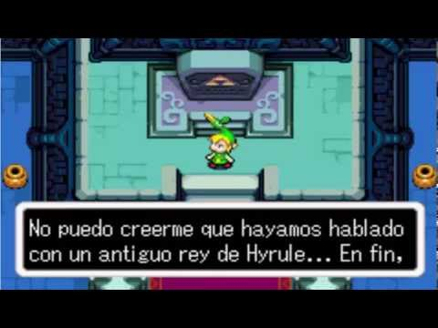 The Legend of Zelda: The Minish Cap. Mazmorra 5 : Mausoleo real.
