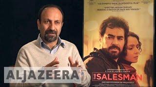 Oscars: Iran's Asghar Farhadi boycotts 89th academy awards - ALJAZEERAENGLISH