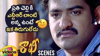 Jr NTR Sister Engagement | Rakhi Telugu Movie Scenes | Ileana | Charmi | #Rakhi | Mango Videos - MANGOVIDEOS