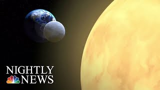 Upcoming Total Eclipse Will Hit All Of The U.S. | NBC Nightly News - NBCNEWS