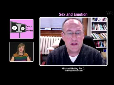 Experts in Emotion -- Michael Bailey on Sex and Emotion