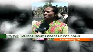 In Business- Mumbai South Gears Up For Polls - BLOOMBERGUTV