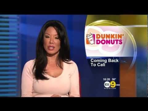 Sharon Tay 2013/01/16 KCAL9 HD