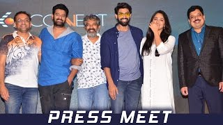 The World of Baahubali Launch Press Meet LIVE | TFPC - TFPC