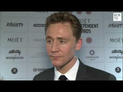 Tom Hiddleston Interview - Thor The Dark World, Loki & Only Lovers Left Alive - BIFA 2012