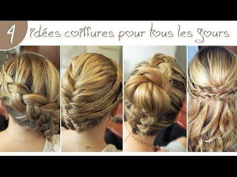 ✿ 4 idées coiffures, pour l'été, la rentrée, les mariages ✿ | L.A Hairstyle Inspiration