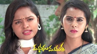 Manasu Mamata Serial Promo - 19th October 2019 - Manasu Mamata Telugu Serial - MALLEMALATV