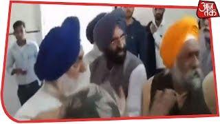 Patiala House Court में भीड़ ने सिख दंगा के दोषी को जड़ा थप्पड़ - AAJTAKTV
